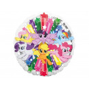 Ballon aluminium My Little Pony - 43 cm - 1 pièce