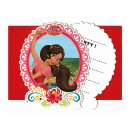 Birthday invitation Elena from Avalon - 1 item