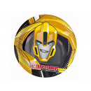 Birthday Tumblers Transformers Power - 23 cm -
