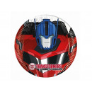 Birthday Tumblers Transformers Power - 20 cm -