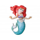 Walking foil balloon Ariel - The Little Mermaid -