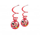 Hanging birthday decoration Minnie Stokrot mouse