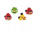 Birthday candles pick Angry Birds