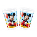 mayorista Articulos de fiesta: Tazas de cumpleaños Mickey Mouse - 200 ml - 8 ...