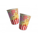 Winnie the Pooh Party birthday cups - 200 ml