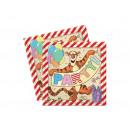 groothandel Food producten: Winnie the Pooh Party verjaardagsservet ...