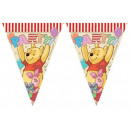 wholesale Business Equipment: Winnie the Pooh  Party Banner - 300 cm - 1 pc.