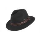 Czarna wełniana czapka Norton w rozmiarze XL