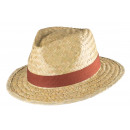 Straw hat Happy Stevi natural size OneSize