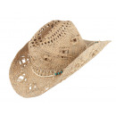 Cappello di paglia Harry naturale naturale taglia