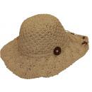 Cappello estivo Makena taglia naturale S / M