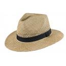 Cappello di paglia Barrow naturale naturale taglia