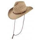 Chiller per cappelli di paglia naturale taglia S /