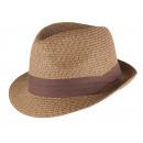Cappello estivo Avon marrone taglia S / M