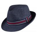 Summer hat Nardo denim size L / XL