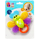 wholesale Baby Toys:bam bam rattle butterfly