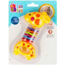 Großhandel Babyspielzeug:bam bam rassel giraffe