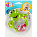 wholesale Toys:bam bam rattle frog