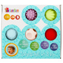 bam bam set of sensory balls 8pcs 0 /