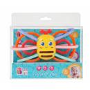 Großhandel Babyspielzeug: bam bam Beißring Biene 0 /