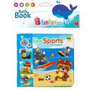 bam bam bath book, sport 0/5
