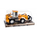 wholesale Toys: construction machine pull back 24x11x9 632 polibox