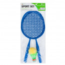 racket + ball 50x22 9352c pouch with a pendant