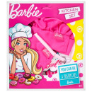 Barbie ROLE PLAY small chef 27x28 bag with incl