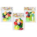 fruits / vegetables + accessories 20x27 86abc