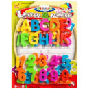 letters / numbers 22x29 8207 blister