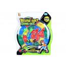 ingrosso Giochi di società: scudo con una palla / dardi 40x46 36 8 blister ...