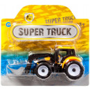 wholesale Toys: tractor + accessories 21x19x7 9980 blister