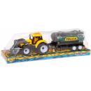 traktor + accessories 25x7x6 9985 1/3/4 polibox