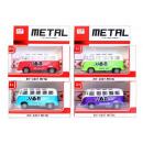 bus métallique à tirer 12x11x6 m8668k 12