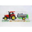 Traktor ziehen + Zubehör 30x12x11 1604 2 Poly