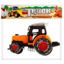 Traktor 24x18x11 658 Tasche mit einem Anhänger