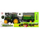 hurtownia Zabawki: traktor r/c + akcesoria ff lad 75x28x23 window box