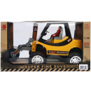 Großhandel Modelle & Fahrzeuge: Baumaschine zurückziehen 34x19x17 g136 ...