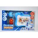 projector box + accessories 46x28x9 ym6556 window