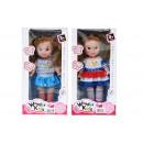 Puppe 28cm 6652/6654 Fensterbox