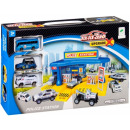 parking + accessories met 40x25x8 660 101 police