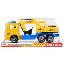 wholesale Toys: auto truck pull back 29x14x11 086 polibox
