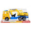 auto truck pull back 29x14x11 086 polibox