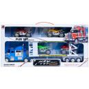 grossiste Jouets: camion automatique reculer + accessoires 54x26x10