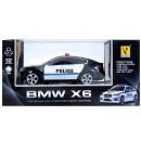 auto police r / c ff 30x15x14 bmwx6 window box