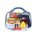 mayorista Maletas y articulos de viaje: caja 29x25x8 t5500b herramientas