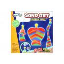 groothandel Ontdekken & ontwikkeling: set creatief zand 22x22x4 8901 pud