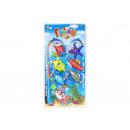 wholesale Garden & DIY store: fish game 55x29 km6821 1 blister