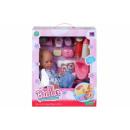 poupée 38cm bébé + accessoires 5999 fenêtre boîte