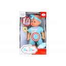 caja de muñecas 32x20x12 bebé + accesorios 201526